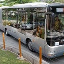 Halte Busway Koridor VI - X