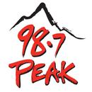 98.7 The Peak