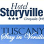 Storyville Hotel Cinquale