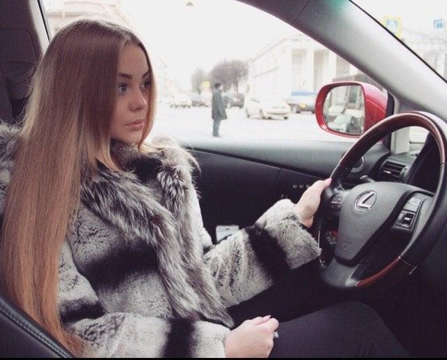 Кристина Красильникова